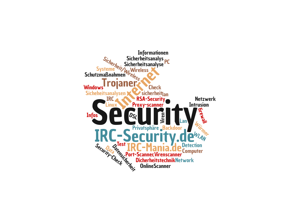IRC Security Themen